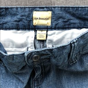 Bass Jeans - G. H. Bass & co. Cropped jeans size 0
